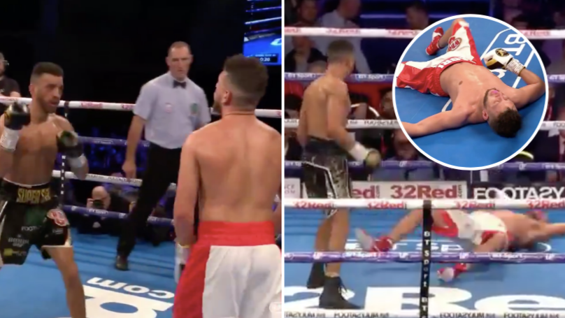 Sam Maxwell Gets The Ultimate Revenge After Opponent Taunts Him Throughout Fight