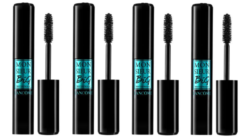 Lancôme Monsieur Big Waterproof Announced As Pinterest's Favourite Mascara
