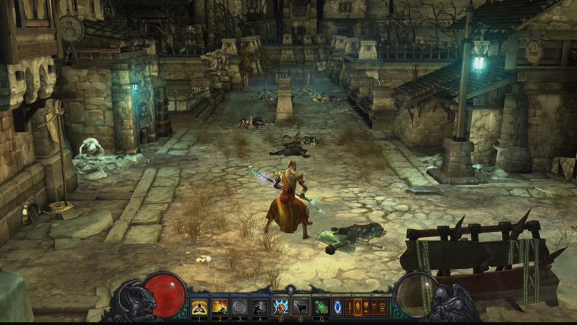 Blizzard Devs Working On 'Diablo 4' Under The Codename Fenris
