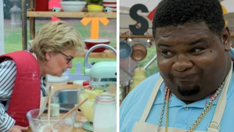 We Finally Know Why Big Narstie Left 'Celebrity Bake Off'