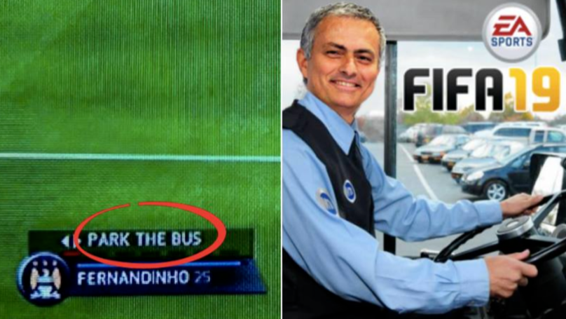 You Aren't Able To Park The Bus In FIFA 19
