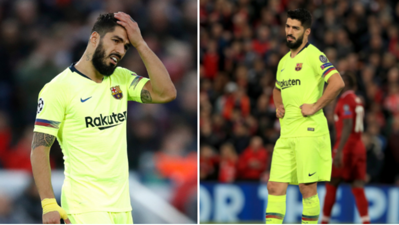 Luis Suarez Wanted To 'Disappear From The World' After Damaging Champions League Loss To Liverpool