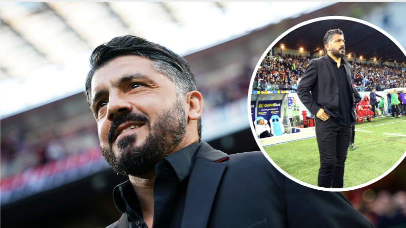 Gennaro Gattuso Announces He Will Quit As AC Milan Manager