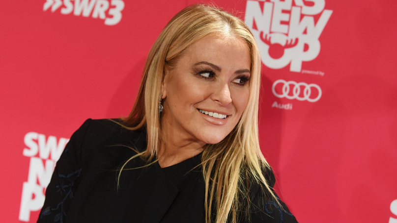 Anastacia Suffers Underwear Mishap On Italy's 'Dancing With The Stars'