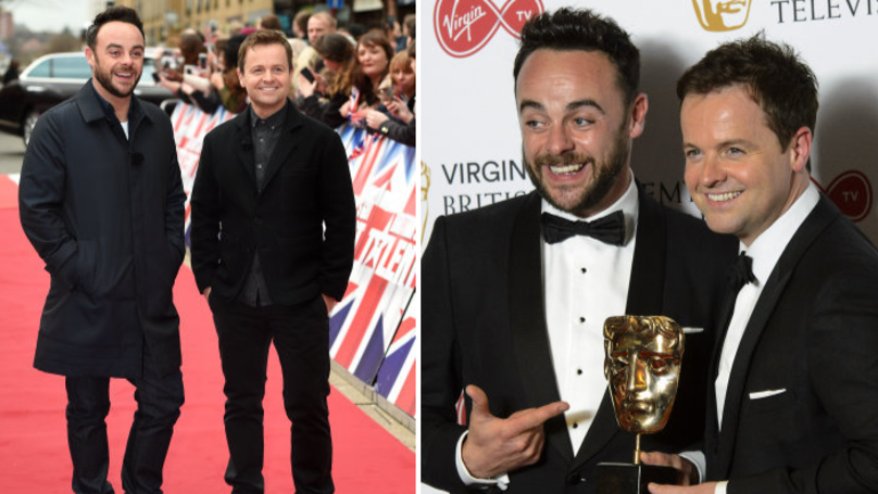 Ant And Dec Pictured Together For First Time In Two Months