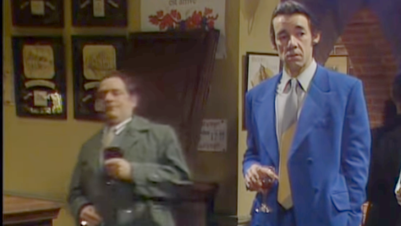 It's Thirty Years Since Del Boy Fell Through The Bar On 'Only Fools And Horses'