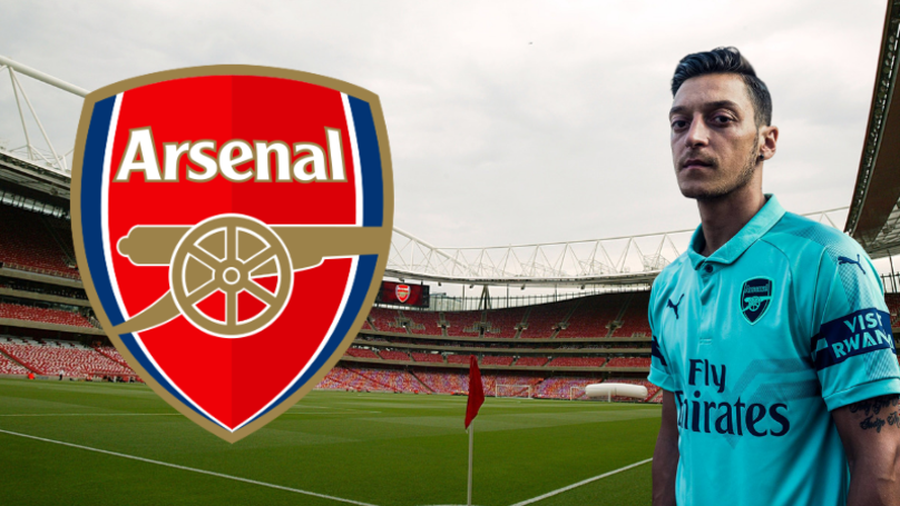 Unai Emery Wants Arsenal To Sell Mesut Ozil In January