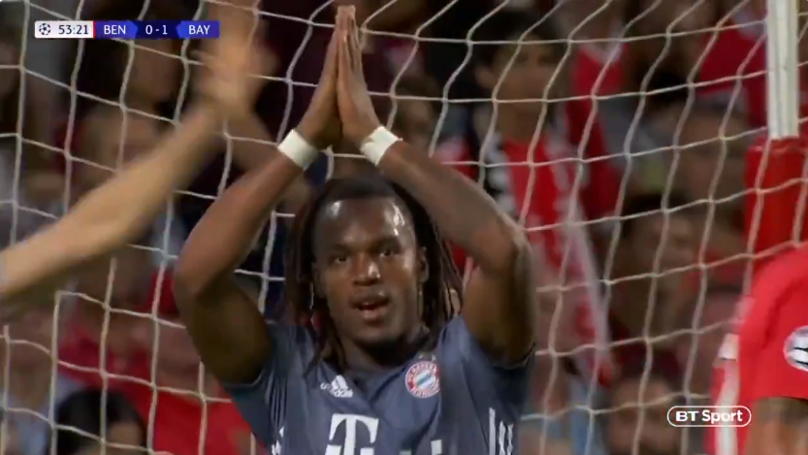 Renato Sanches Rounds Off Bayern Munich Team Move To Go From Flop To Hero