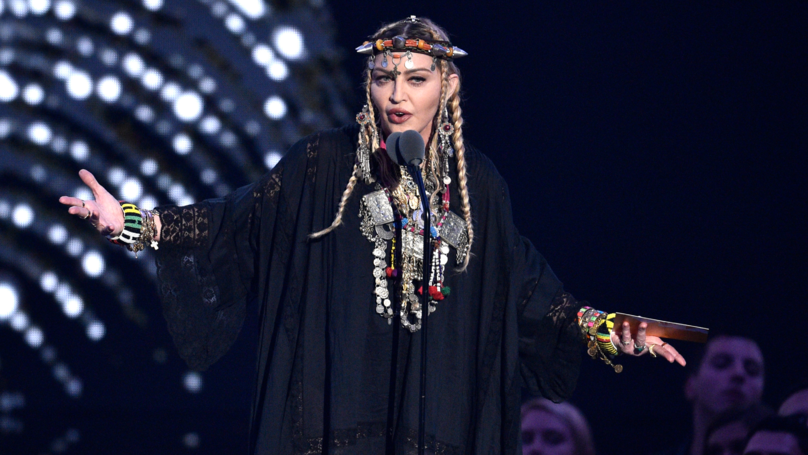 Fans Accuse Madonna of Making Aretha Franklin Tribute 'All About Her'