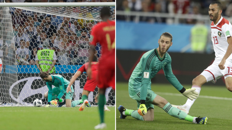Spain Consider Dropping David De Gea For Second Round Match