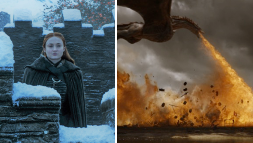 Game Of Thrones Latest Spoilers Reveal A Huge Battle In Westeros