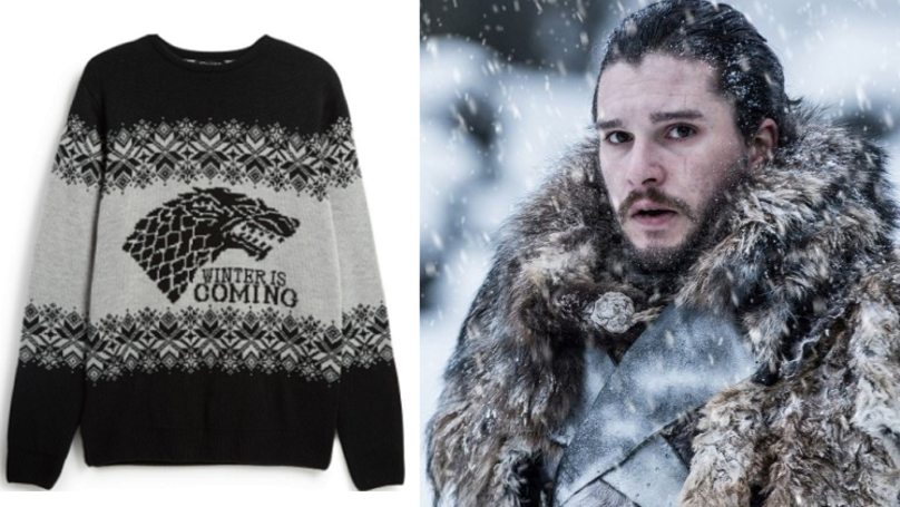 Primark Is Selling A Game Of Thrones Christmas Jumper