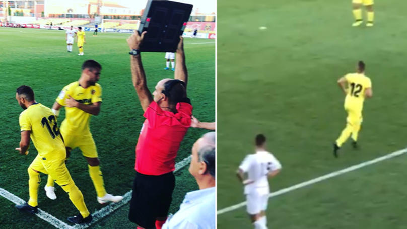 Watch: The Wonderful Moment Santi Cazorla Returns To Action After 636 Days