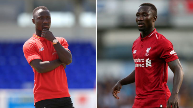 Naby Keita Could Be Sold After Just One Season At Liverpool