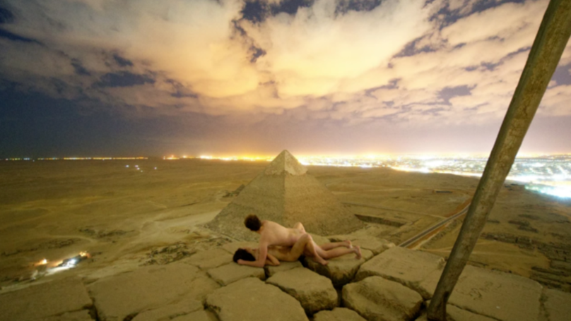 ​Adult Film Website Offers Egypt Photographer Chance To Film On Sagrada Familia