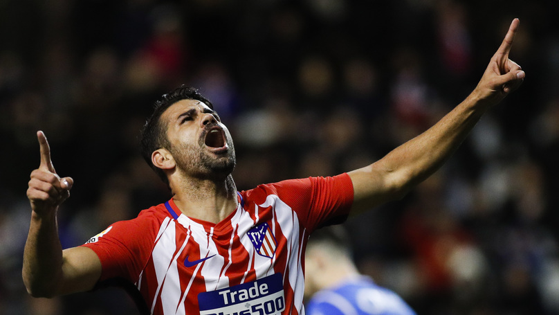 Everyone Is Making The Same Point About Diego Costa's La Liga Return