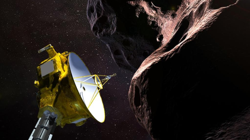 NASA New Horizons Probe Sends Back First Messages From Historic Mission
