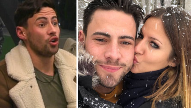 Andrew Brady Cancels Club Appearance After Reportedly Cheating On Caroline Flack