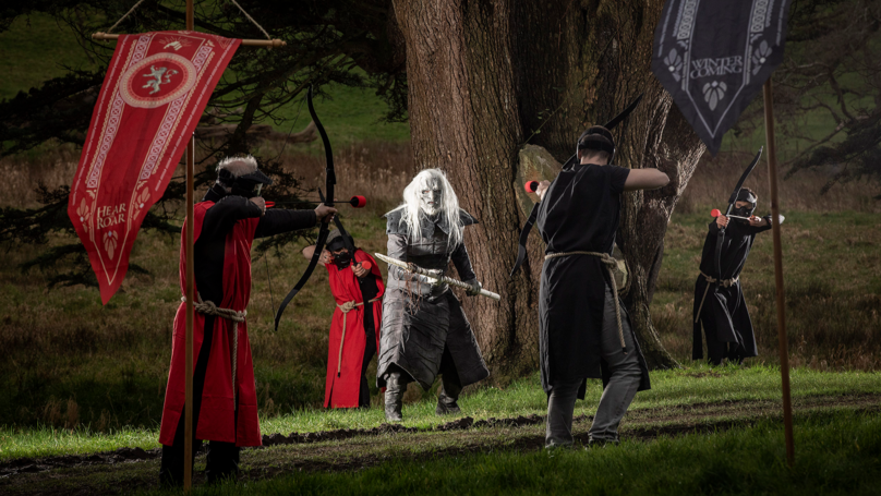 Company Launches Epic Game Of Thrones Themed Stag Dos