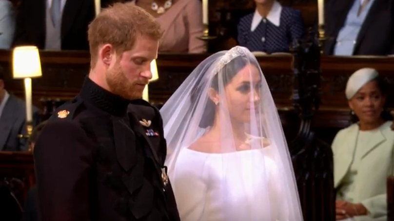 People Think Prince Harry Told Meghan Markle He's 'Sh*tting It' Before They Wed