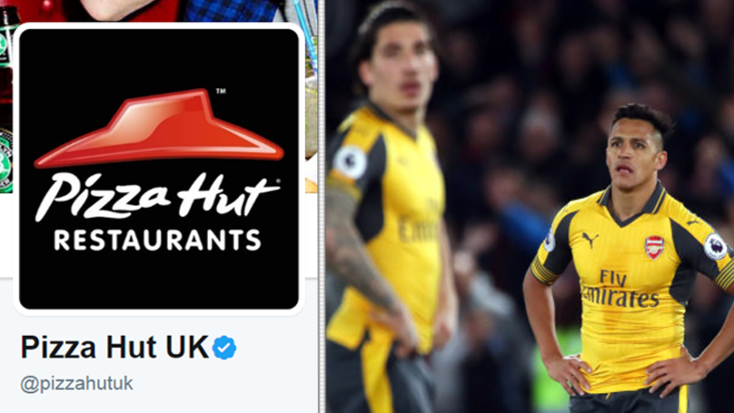Pizza Hut's Social Media Guy Rips Into Football Twitter Accounts