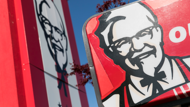 KFC Set To Launch Meat-Free 'Fried Chicken' In UK