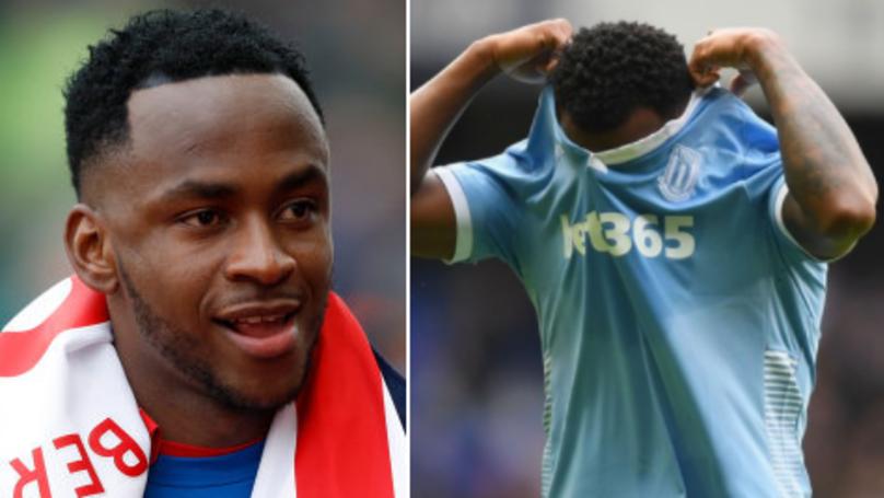 Saido Berahino's Stoke City Career Has Just Hit Rock Bottom