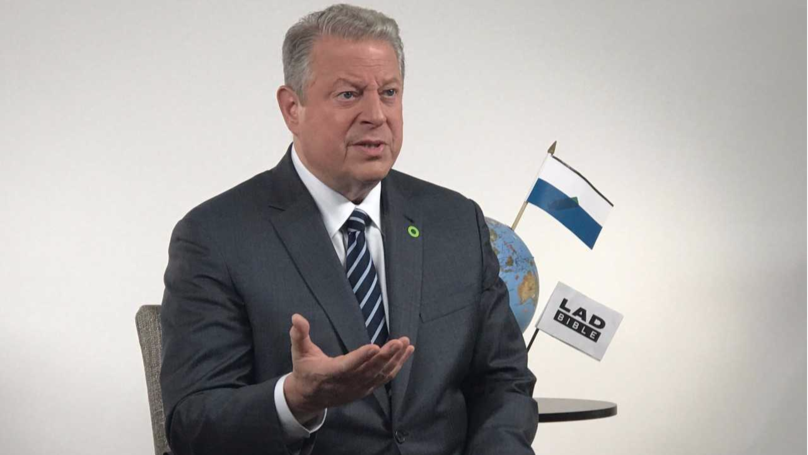 Al Gore Talks Climate Change, Trump And 'An Inconvenient Sequel'