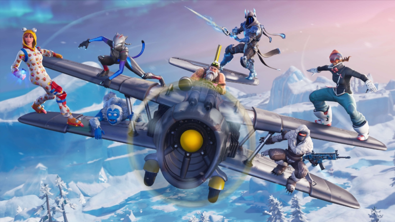 Fortnite Was The Most-Played Nintendo Switch Game In 2018