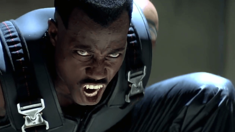 Wesley Snipes Wants A 'Blade' Remake And Fans Are Very Excited