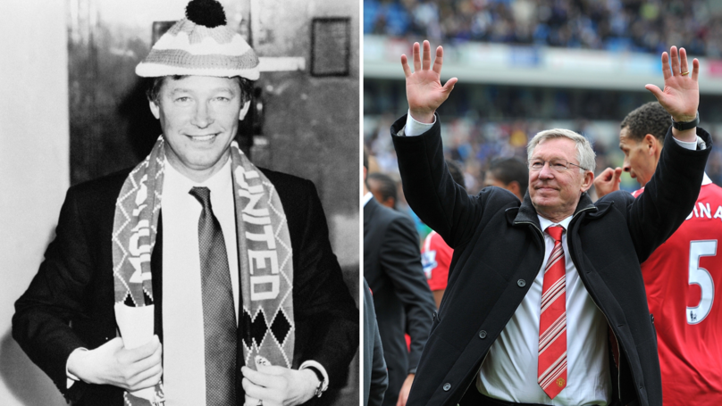 32 Years Ago Today, Sir Alex Ferguson Became Manchester United Manager