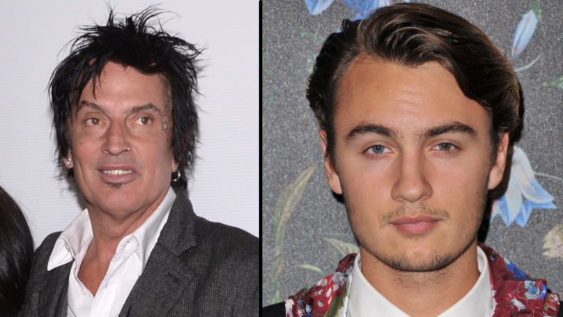 Tommy Lee's Son Goes In On Him On Father's Day