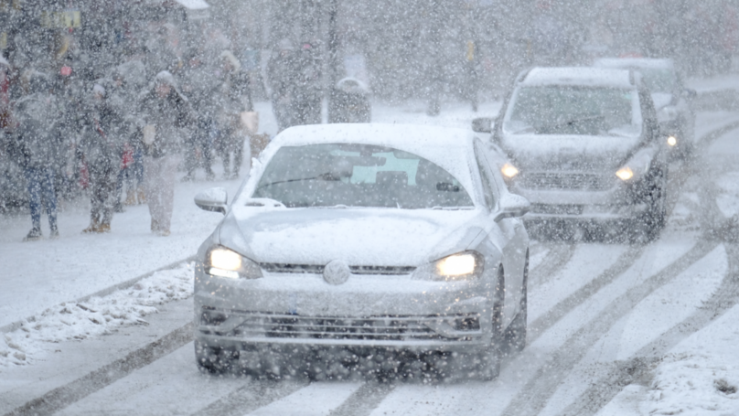 The UK Is Set To Be Hit With More Snow This Weekend