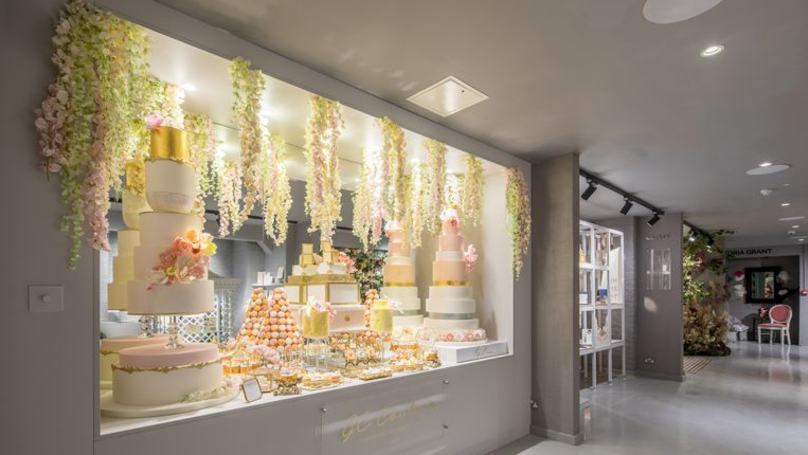 The UK's First Ever Bridal Department Store Opens Its Doors