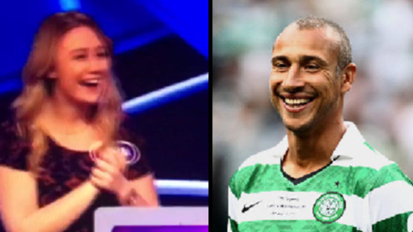 Girl Gives Incredible Henrik Larsson Answer On 'Pointless' Thanks To Her Boyfriend