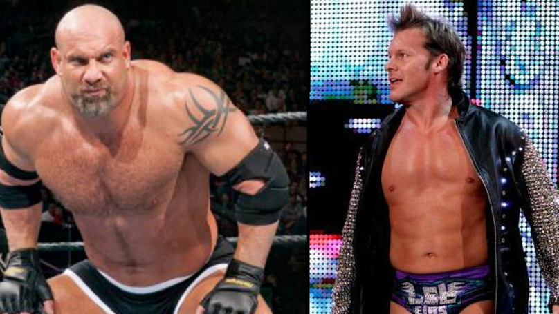 Chris Jericho Once Got Into A Real Fight With Goldberg And Won