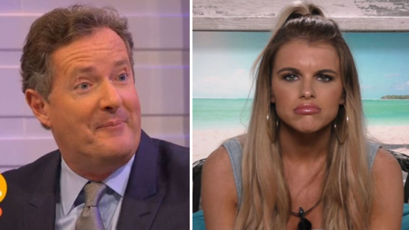 Piers Morgan Gets 'Mugged Off' While Trying To Embarrass Hayley Hughes