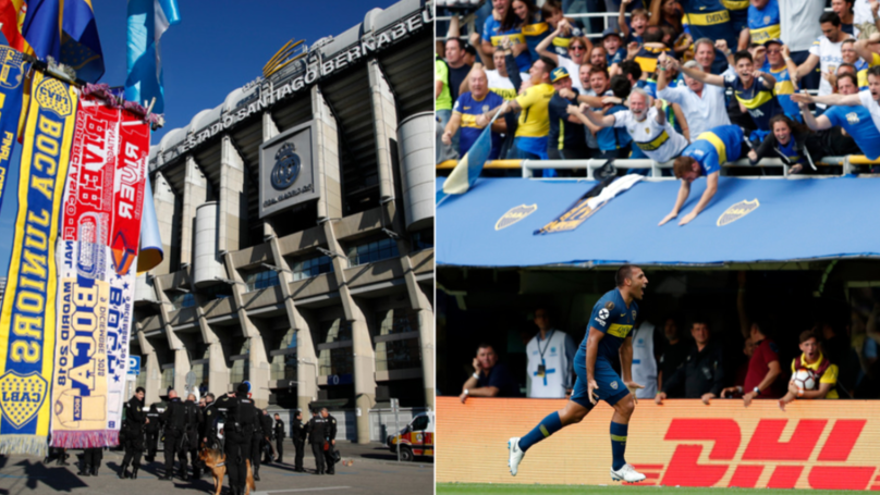 Boca Fans Sacked From Their Jobs Because They Travelled To Madrid To Watch Superclasico
