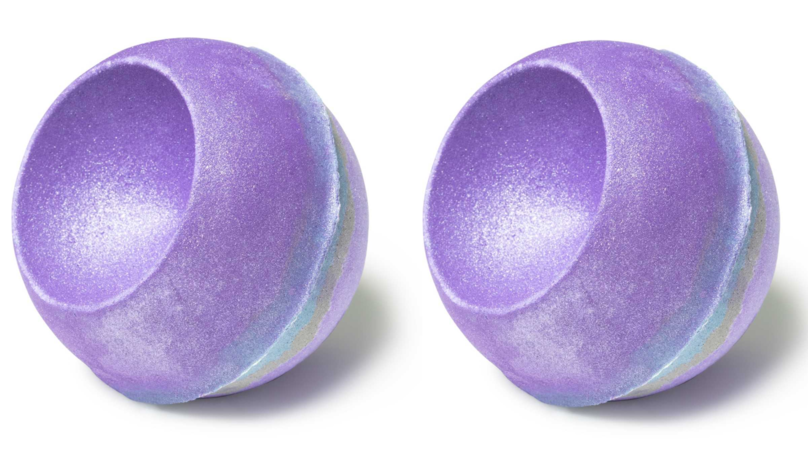 Lush Is Selling Holographic Bath Bombs Inspired By Ariana Grande