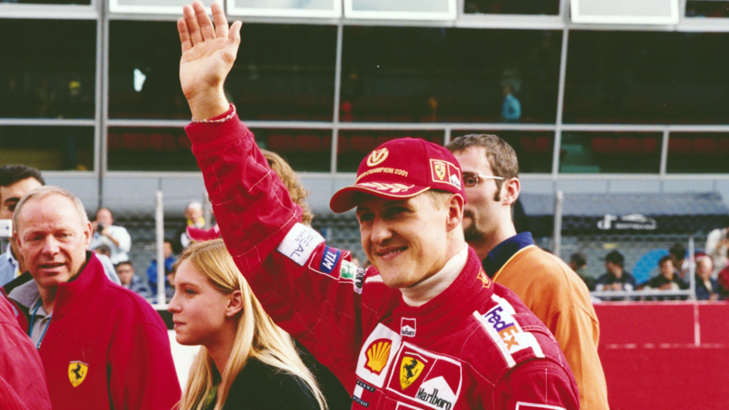 Michael Schumacher's Family Set To Take Part In New Documentary