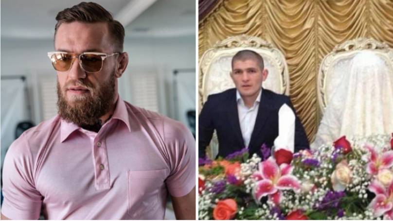 Khabib Nurmagomedov Calls Conor McGregor A 'Rapist' In Controversial Post
