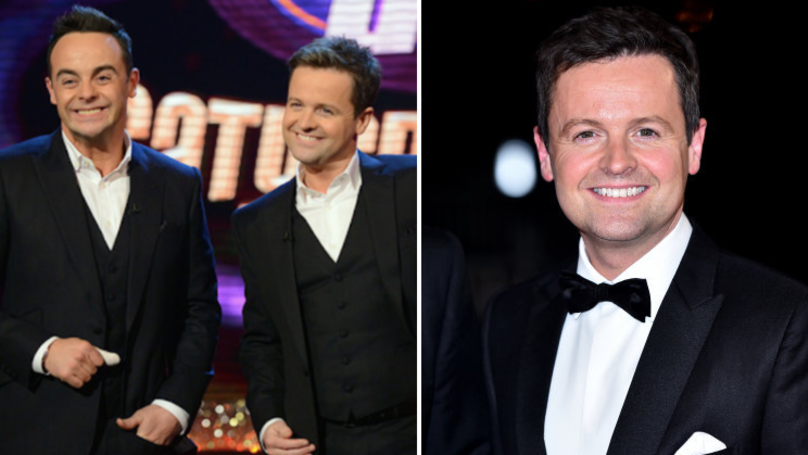 Declan Donnelly Said He Would 'Never Work' Without Best Mate Ant McPartlin