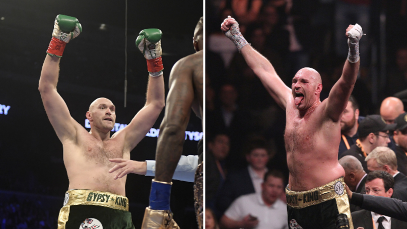 Tyson Fury Is Our Champion After Incredible Comeback