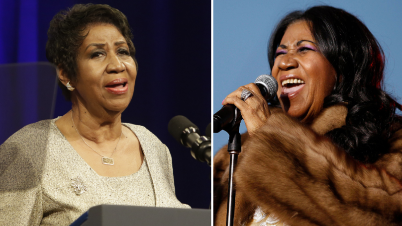 'Queen Of Soul' Aretha Franklin Dies, Aged 76