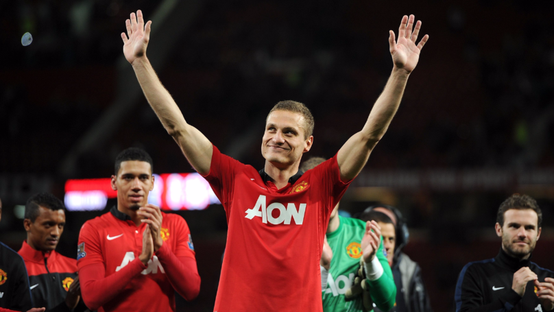 Nemanja Vidic Reveals Surprise Name As Dirtiest Player He Played Against
