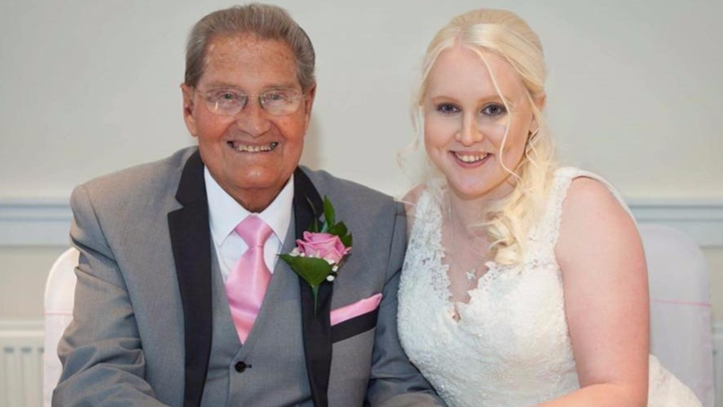 Third Chuckle Brother, 85, Weds 26-Year-Old Girlfriend