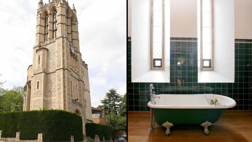 'A Castle' Is Available To Live In And The Rent Is Surprisingly Reasonable