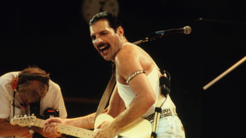 Thirty-Four Years Since Queen's Iconic Live Aid Performance