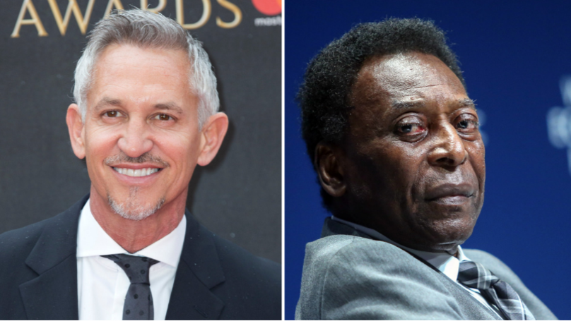 Gary Lineker Had The Perfect Response To Pele Saying Lionel Messi Has One Skill