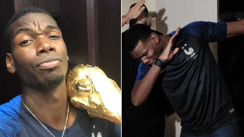 Paul Pogba Reveals His Inspirational Speech To France Team Before World Cup Final